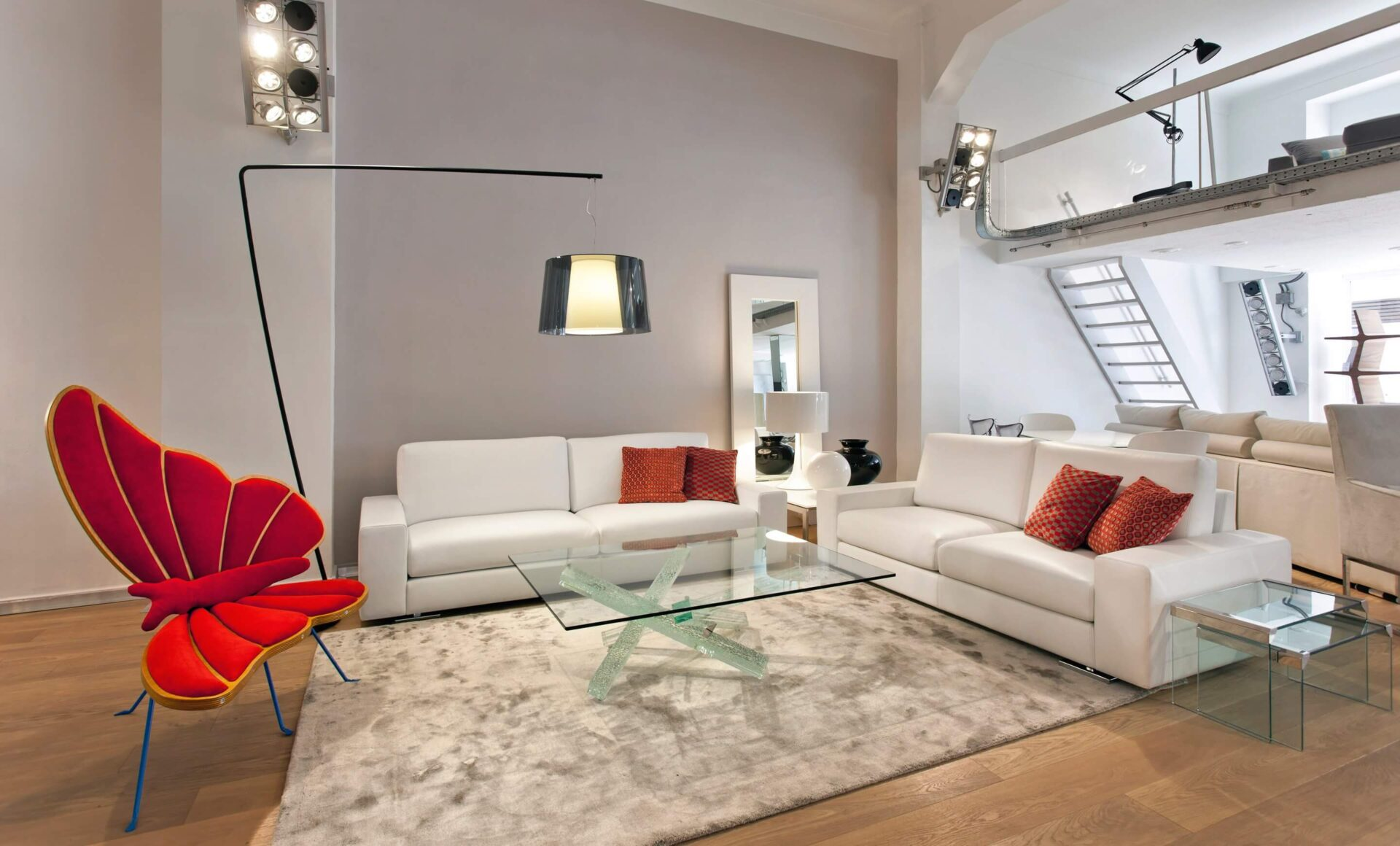 Charly Mazzoli Italian Manufacturers Sofas And